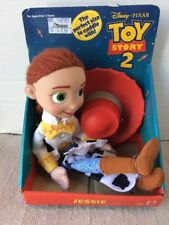 TOY STORY 2 DISNEY PIXAR JESSIE THE COWGIRL NEW IN BOX MATTEL HAT PLUSH