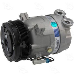 A/C Compressor-New Compressor 4 Seasons 68276
