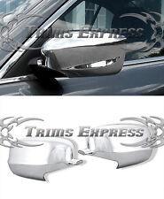 2008-2012 Honda Accord 2Pc Chrome Full Door Mirror Covers