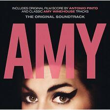 AMY WINEHOUSE -  ORIGINAL SOUNDTRACK CD - NEW / SEALED