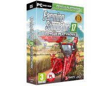 FARMING SIMULATOR 17 2017 EDYCJA PLATYNOWA PC PL POLSKA WERSJA SYMULATOR FARMY