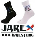Berkner Wrestling Socks 2Pack Wrestling THIN Training Cotton Unisex Socks