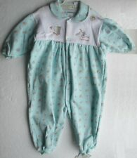 New  Babygrow in the Peter Rabbit Beatrix Potter range for  18mth  100% cotton