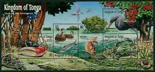 TONGA - 2001 'MANGROVE ENVIRONMENTAL DAY' Miniature Sheet SG1497 MVLH [A8655]