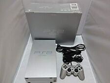 PlayStation2 SCPH-39000 siver Console JP GAME PS2 Japan rare