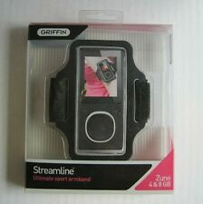 Griffin Streamline Ultimate Sport ARMBAND ZUNE 4GB 8GB BRAND NEW