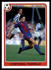 Panini Futbol 92-93 (España) Cristóbal Parralo no. 61