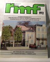 Rail Miniature Flash 192 1979 Mai RMF une signalisation lumineuse en N Les tende