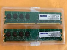 Avant AVF6456U61E6800FX 4GB (2GB X 2) 240pin PC2-6400 DDR2-800 Desktop Memory