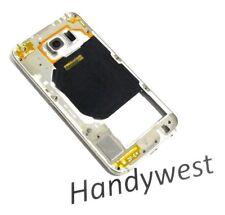 Original Samsung Galaxy S6 SM-G920F Mittelrahmen Rahmen Middle Frame Cover Gold