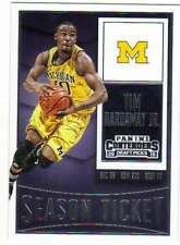 2015-16 Panini Contenders Draft Picks Season Ticket #90 Tim Hardaway Jr.