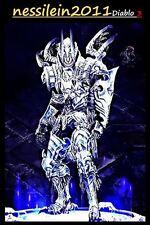 Diablo 3  Ps4 - Nintendo Switch - Dämonenjäger - Unheilige Essenz - Primal