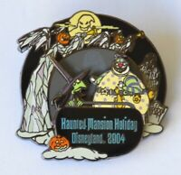 DLR Haunted Mansion Holiday Doom Buddies Collection Clown Pin