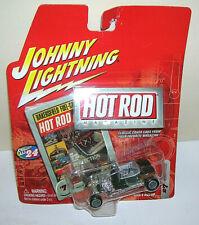 """Johnny Lightning """"HOT ROD"""" 1923 FORD T-BUCKET Car Die Cast -1:64 - 2003"""