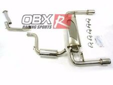OBX Catback Exhaust System Fits 2006 & Up Volvo C70 T5 2 Door Coupe 4 Pcs