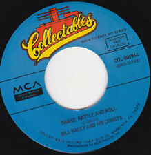 "BILL HALEY and HIS COMETS - Shake Rattle And Roll 7"" 45"
