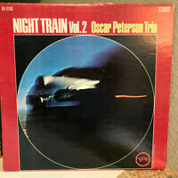 "OSCAR PETERSON TRIO - Night Train, Volume 2 (Verve8740) 12"" Vinyl Record LP - EX"