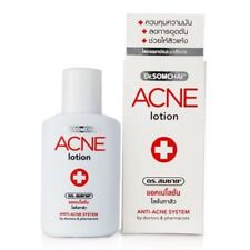 Dr Somchai Anti Acne System Lotion Clear Helps Reduce Excress Facial Oil 24 ml