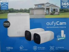 eufy Security eufyCam 2 Wireless Home Security Camera System, 365-Day Battery