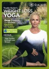 Trudie Styler Weight Loss Yoga DVD Fitness Training Exercise Workout VideoNEW