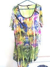 SALE 99 cents TS 14+ TAKING SHAPE long top / tunic. Sz XS fit 16-18.