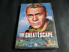 The Great Escape (Dvd, Widescreen) Nr Sealed - Steve McQueen Classic Action