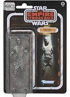 "Star Wars The Black Series 6"" 40th Anniversary Han Solo In Carbonite Pre-Order"