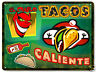 TACO metal SIGN Mexican hot sauce collectible great gift VINTAGE style decor 182