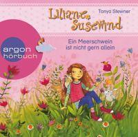 CATHERINE STOYAN - LILIANE SUSEWIND-MEERSCHWEIN IST NICHT GERN ALLEIN  CD NEW