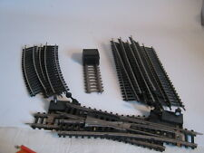 R. Beck HO European Toy Train Track Set Preowned