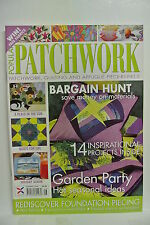 Popular Patchwork magazine. Vol. 12. No. 8. Summer, 2004. Quilts for Life.