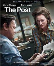 The Post (Blu-ray Disc ONLY, include slip cover)