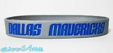 Dallas Mavericks 2011 Champs - SILVER - Wristband - New - shirt jersey hat