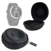 Protective Case in Classic Black for 2015 Garmin Forerunner 25 / 645 Smartwatch