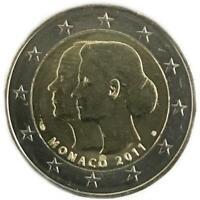 2 Euro Monaco 2011 Mariage