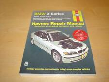 Haynes BMW 3 SERIES Z4 Owners Service Repair Workshop Handbook Manual Book E46
