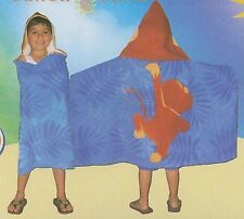 HOODED MONKEY BEACH TOWEL CHIMP BATH TOWEL APE WRAP AROUND