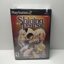 Shining Tears USA Sony PlayStation 2, PS2 Brand New/Sealed RARE MINT! 1ST PRINT