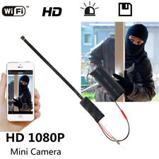 Wireless Mini Video Hidden HD 1080P Camera Module WiFi IP Pinhole DIY Spy DVR