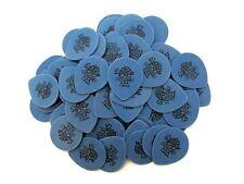 Dunlop Guitar Picks  Tortex Tear Drop  1.0mm  413R1.0  Blue