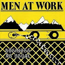 Business As Usual von Men At Work | CD | Zustand sehr gut