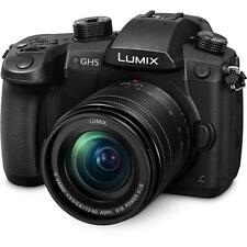 Panasonic Lumix DMC-GH5 Digital Camera with 12-60mm f3.5-5.6 Lens BNIB UK Stock