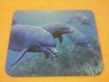 Dolphins Mouse Pad - Dolphins in Blue Sea
