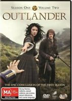 Outlander : Season 1 : Part 2 (DVD, 3-Disc Set) NEW