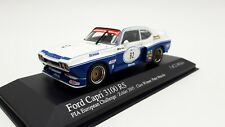 1:43 Minichamps Ford Capri 3100 RS 1 of 2160  Modellauto Diecast Scale Miniature