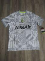 Nike Football Club Soccer Jersey Dri Fit Shirt Futbol Men's Size Large