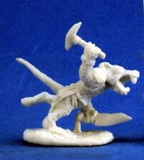 1 x RAT GAROU BERSERKER - BONES REAPER figurine miniature rpg jdr wererat 77293