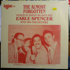 Earle Spencer - The Almost Forgotten Pinoneer Of Modern Big Band Jazz - LP