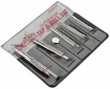 Great Planes 10-Piece Metric Tap & Drill Set,  New in Packet. GPMR8118