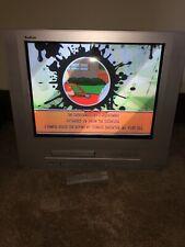 "Rca Trueflat 24F501Tdv 24"" Crt Tv Dvd Vcr Gaming Monitor Combo Remote"